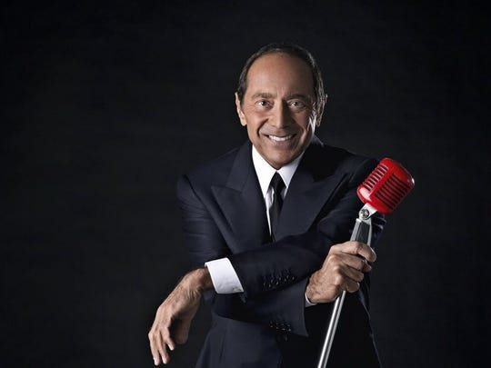 Paul Anka will perform at 8 p.m. on Sept. 27 at the Bergen Performing Arts Center in Englewood.