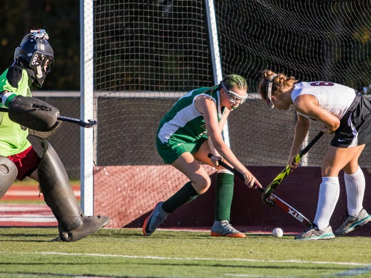 Passaic Valley field hockey fell to Wayne Hills, 3-2, in a county tournament game.