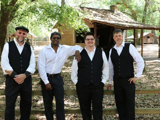 Brett Wellman and The Stone Cold Blues Band take the