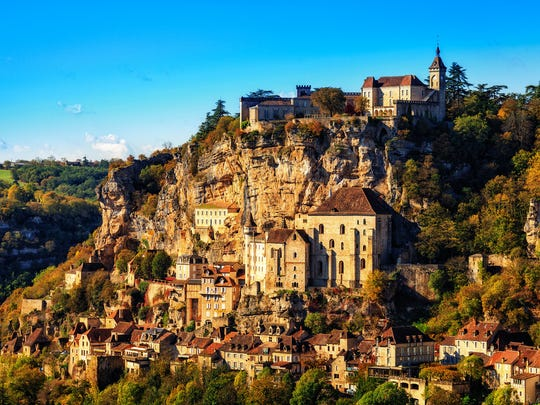This French village is one of the best stops in the