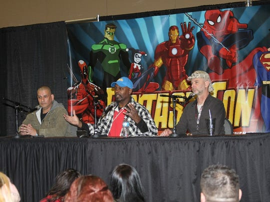 Stars of sci-fi and fantasy will be at the Bluewater International Comic-Con to meet fans and answer questions.