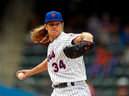Syndergaard vs. Rockies