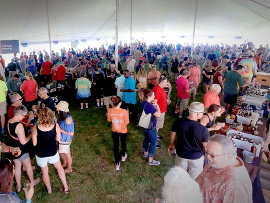The Blue Harbor Craft Beer Festival is set for Sept.