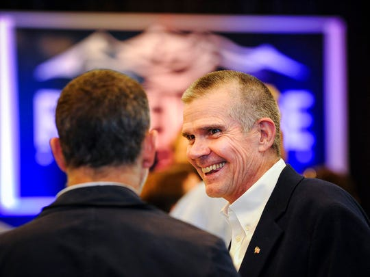 Matt Rosendale, a candidate for the Republican nomination for U.S. House.