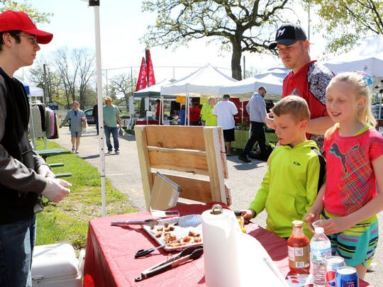 The Mukwonago Farmers Market is open from 2 to 6 p.m.