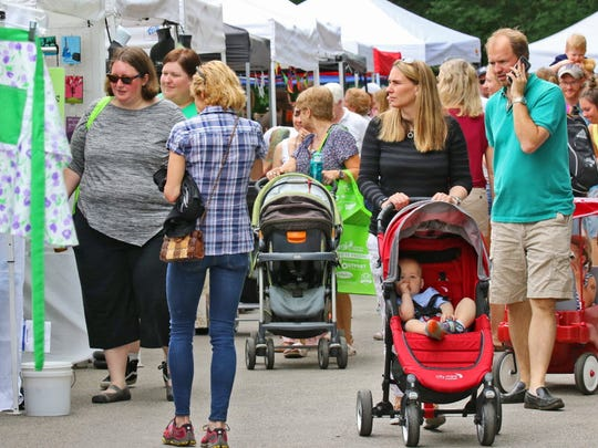 The Tosa Farmers Market is open from 8 a.m. to noon