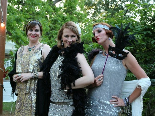 Come ready to party 1920s style Saturday at the F. Scott and Zelda Fitzgerald Museum.