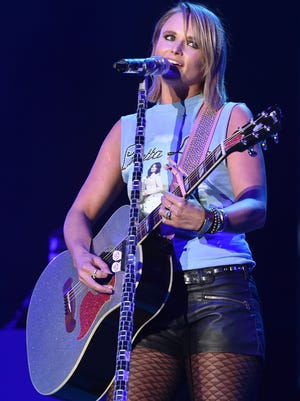 Miranda Lambert performs onstage during day two of 2015 Stagecoach in April.
