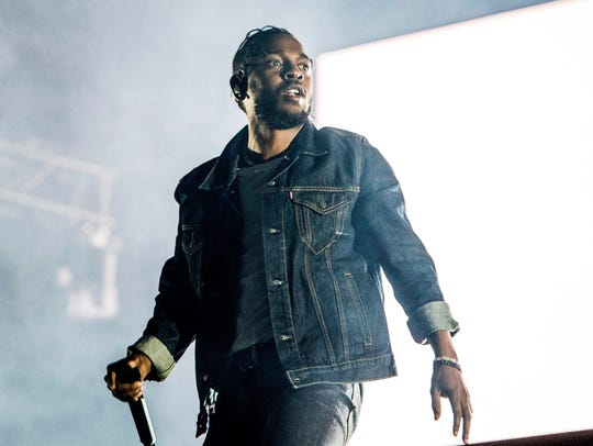 Kendrick Lamar, 30, scored the highest-charting hit of his career with 'Humble,' the first single off his fourth album 'Damn.'