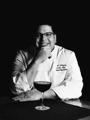 Executive Chef Orlando Rodriguez of Glenora Wine Cellars.