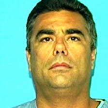Don Spirit, 51, pictured in a mugshot from a previous arrest.
