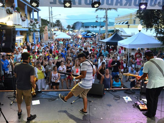 Moska Project returns Saturday to Dancin' in the Streets,