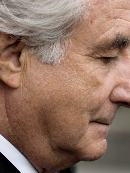 bernard madoff case Bernard madoff sentenced to 150 years in prison  judge chin said, no other  white collar case is comparable in terms of the scope, duration.