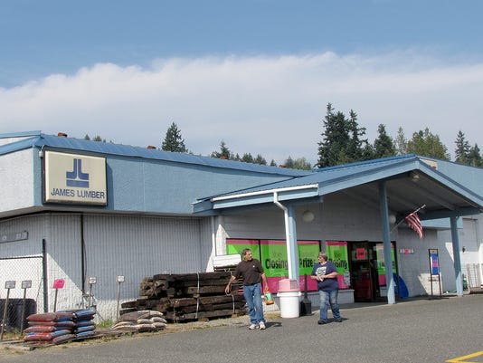 James Lumber and Ace Hardware in Poulsbo closing after 60 years
