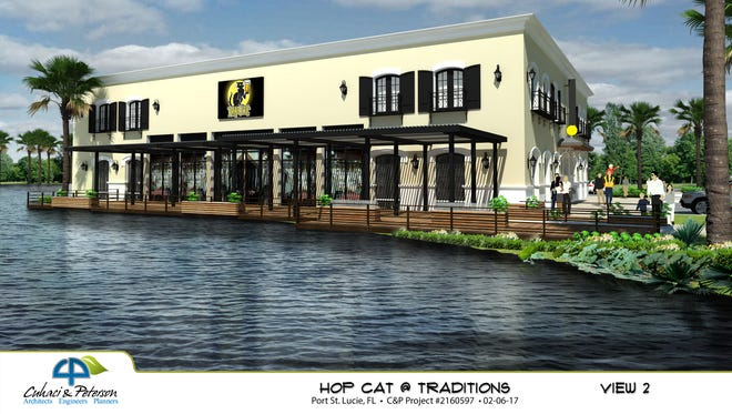 HopCat is expected to open in early 2018.