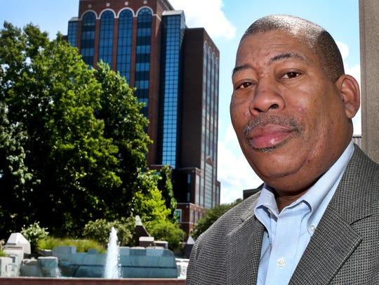 Murfreesboro City Councilman Ron Washington