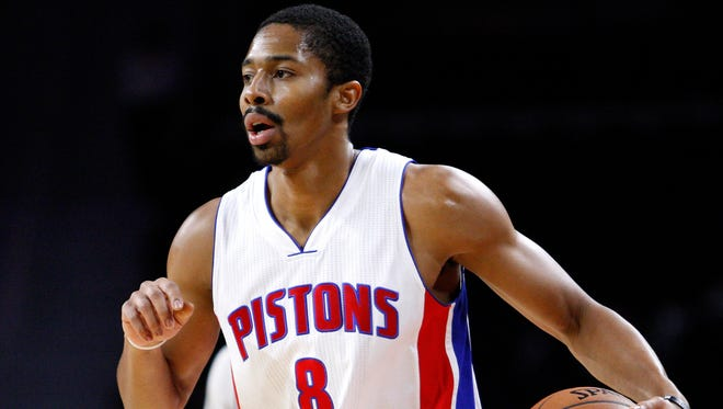 June 17, 2016: Acquired center Cameron Bairstow from Chicago for point guard Spencer Dinwiddie. Grade D-. The word: The Pistons admit their mistake with the first pick of the SVG era, the second-rounder from 2014. Dinwiddie was disgruntled so the trade was made to accommodate both parties. The Pistons had no use for Bairstow. Dinwiddie is with the Nets.