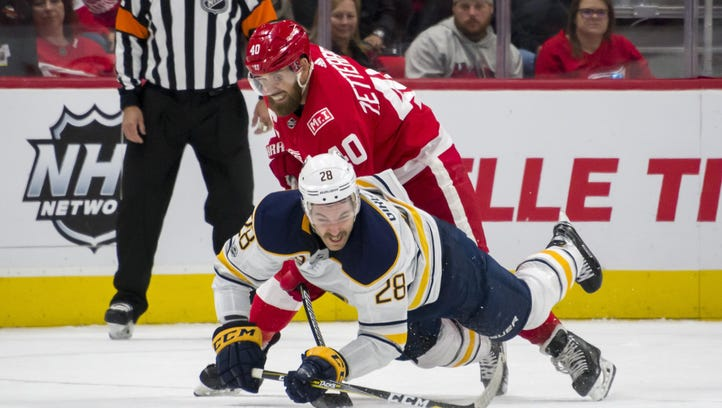 Youngsters help Zetterberg with Red Wings scoring