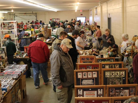 Thousands gathered at the Sandusky County Fairgrounds this past weekend for the 32nd annual Fremont Toy Show.
