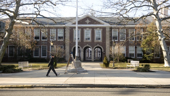 Haddonfield Memorial High School is in line for major upgrades as part of a $35 million referendum.