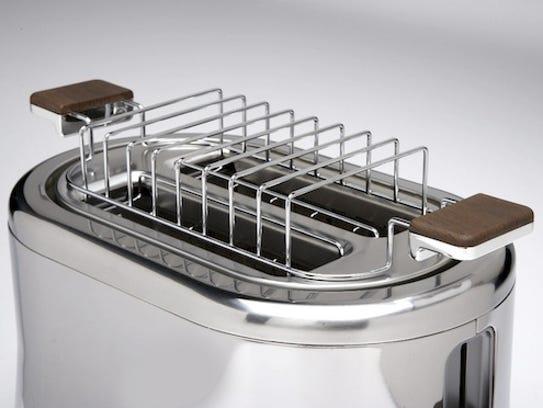 bun warming toaster