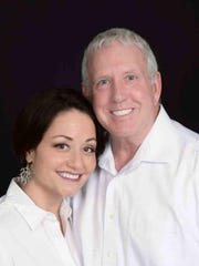 Audrey Nelson and her husband, Steve, will open a new Expedia CruiseShipCenter in Gulf Shores, Alabama, on April 9.