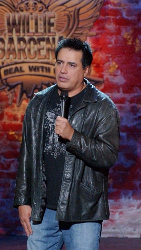 Comedian Willie Barcena comes to the Visalia Fox Theatre
