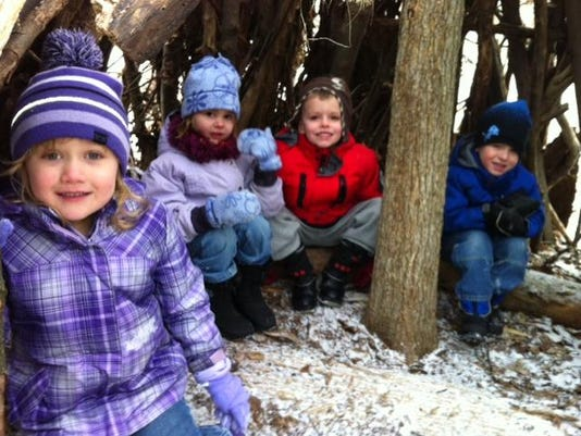 Winter Preschool Nature Center Programs