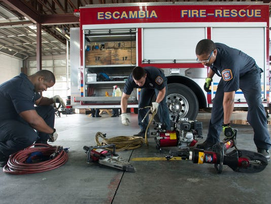 Escambia Fire Rescue Station 17