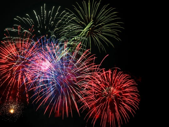 Shell-and-mortar style fireworks disfigure more people than any other type. (Dreamstime)