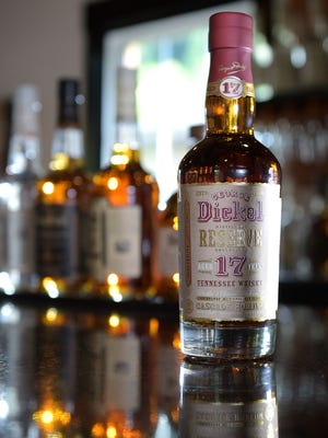 "George Dickel's ""Distillery Reserve"" will be sold only at the George Dickel visitor center and later at a very few select liquor stores in Tennessee."