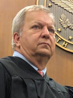 N.C. District Court Judge Tim Smith of Duplin County recently resigned his seat on the bench