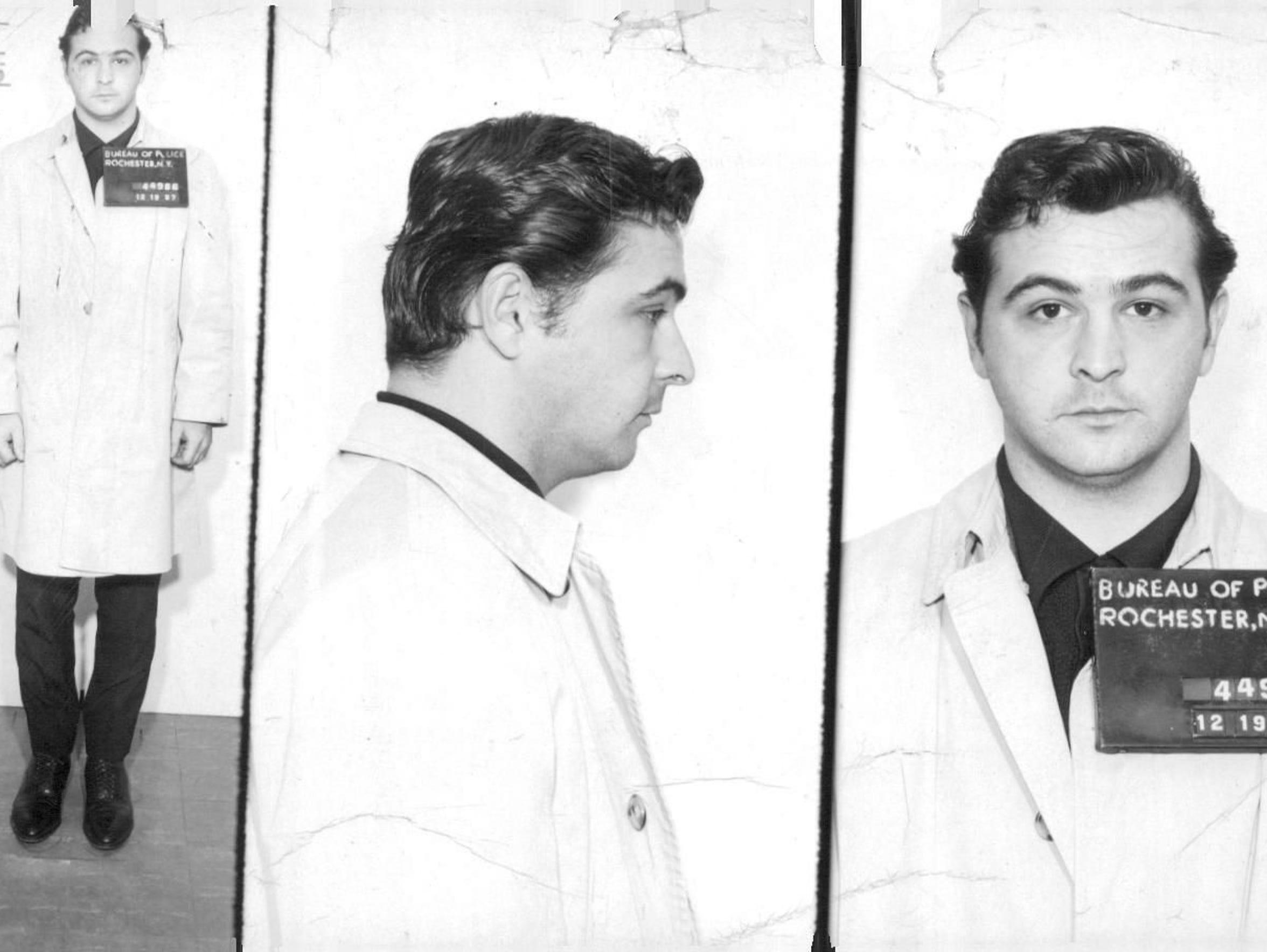 1969 file photo: Salvatore Gingello