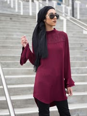 The Emilia Lace Top sells for $54.95.