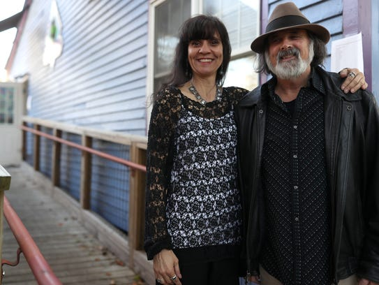 """Michael Rothenberg and Terri Carrion, organizers,""""A"""