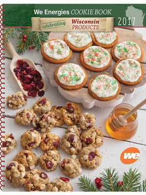 The annual We Energies Cookie Book is out and ready for distribution. It's also available online.