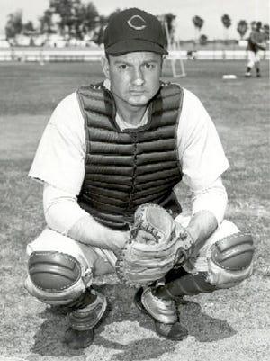 Walker Cooper, Cincinnati Reds, 1949.