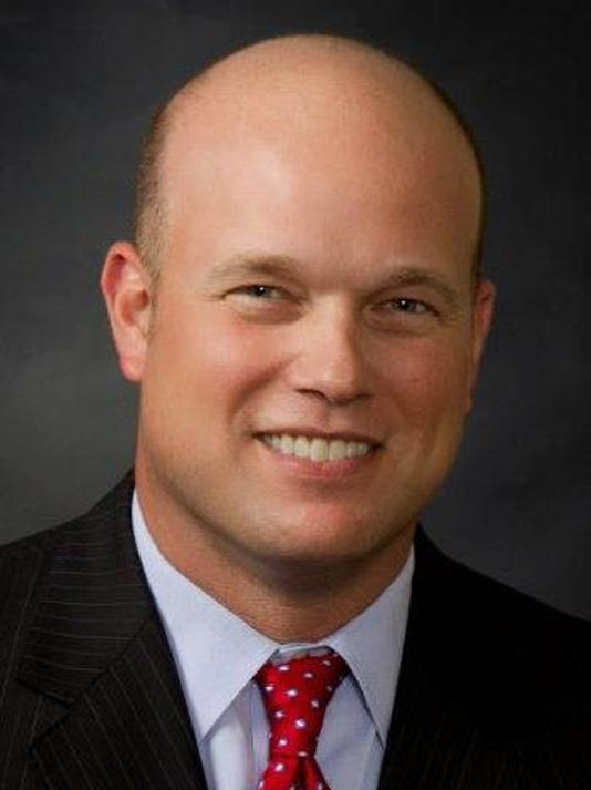 Image result for matthew whitaker chief of staff