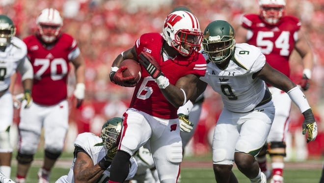 Corey Clement and Wisconsin start their season with a bang, opening against Alabama.