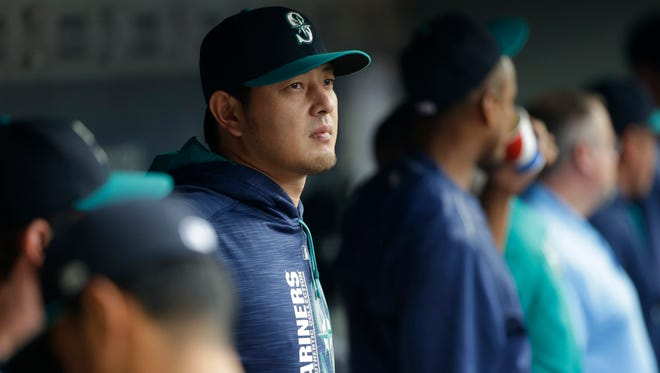 Hisashi Iwakuma likely has pitched his last game for the Mariners.