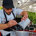 Photos: Chef Clash at Birmingham Farmers Market