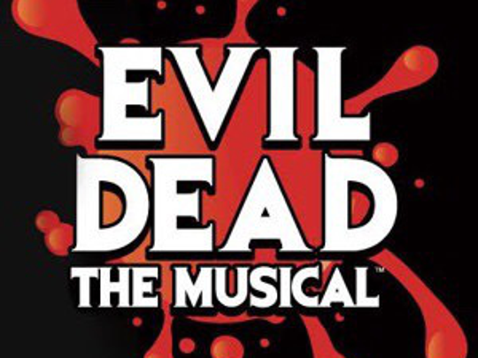 "The Bellevue Society for the Arts presents ""Evil Dead: The Musical"" Oct. 20, 21, 27 and 28."