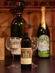 Super Tuscan wines are a great choice for Thanksgiving dinner.