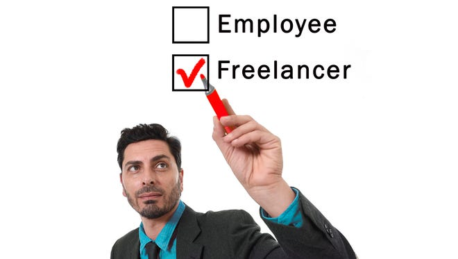 Roughly 55 million Americans freelance, and 25% report doing so full time, according to a 2016 survey by Upwork and the Freelancers Union. Irregular paychecks make budgeting difficult, but they also make it essential.