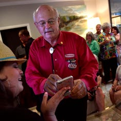 Abilene backs Jack though low voter turnout noticeable to Rentz