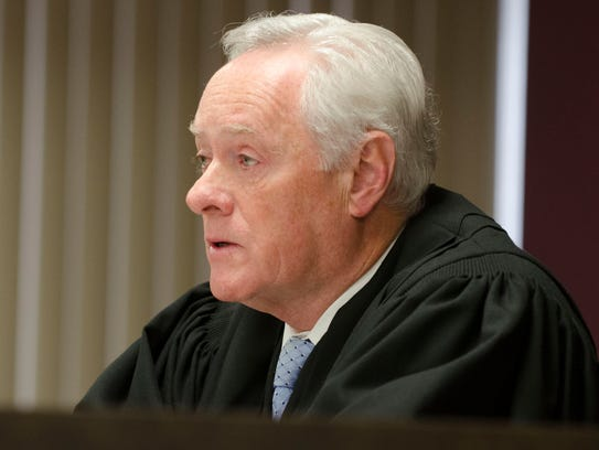 Judge Daniel Kelly sentences Andrew and Hilery Maison,