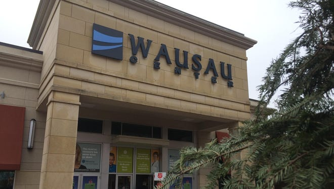 The Wausau Center mall is shown on Dec. 15.