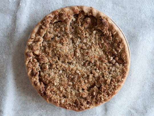 Try a different combination pie for the holidays, such