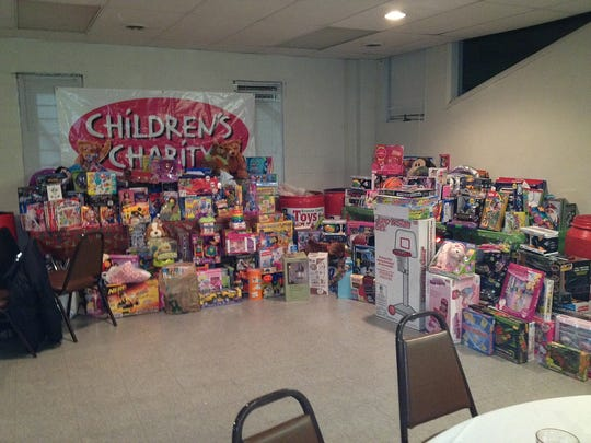 The Children's Charity of Greater Binghamton has held a toy drive for nine years.