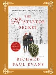 'The Mistletoe Secret' by Richard Paul Evans